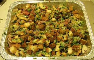 Prosciutto & Fig Stuffing