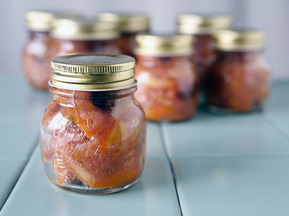 Orange, Fig and Sage Chutney