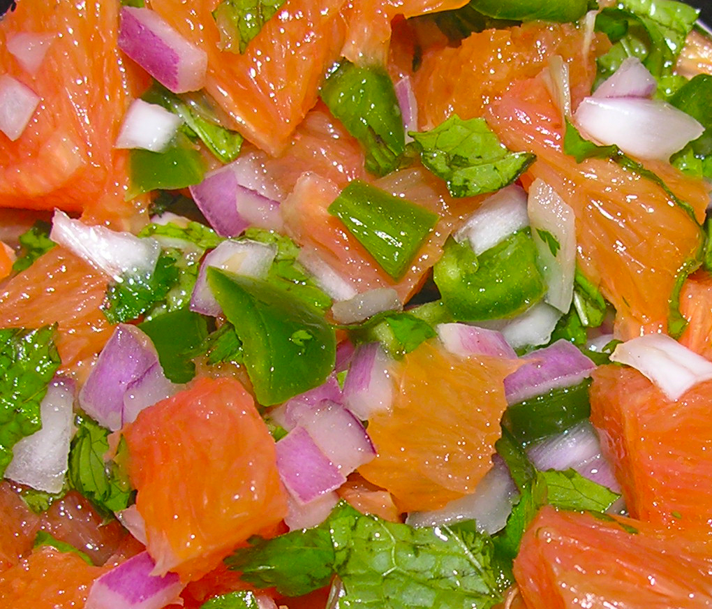 Citrus Pico de Gallo