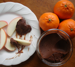 Chocolate Tangerine Curd