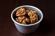 Sage-Candied Walnuts