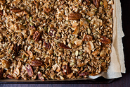 Nekisia Davis&#x27; Olive Oil and Maple Granola