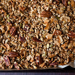 Granola recipes