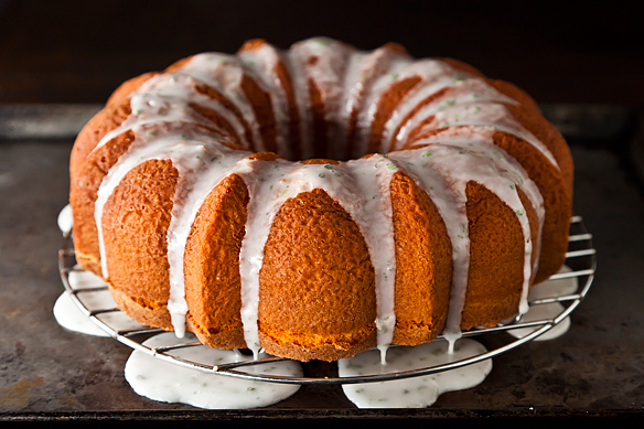 Grapefruit Cake on Food52