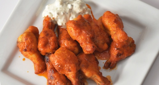 Ultimate Make-at-Home Buffalo Wings