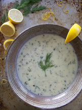Greek Lemon Soup