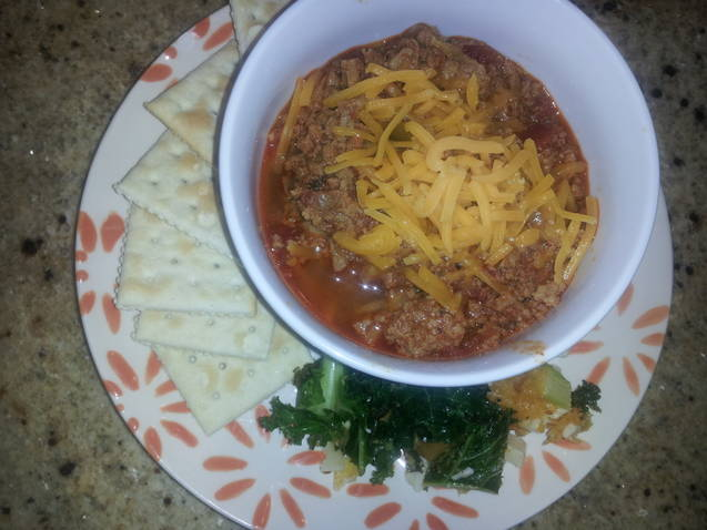 Almost Texas Chili