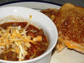 ArkMex Venison Chili