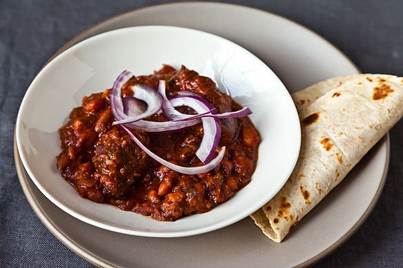 Short Rib Chili