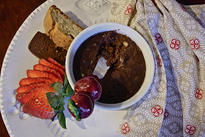 Chili Chocolate Pate (Spread the Love)