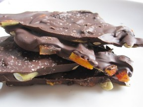 Chocolate-bark