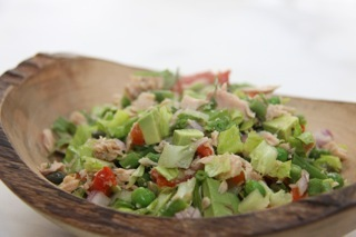 Tuna Salad Updated