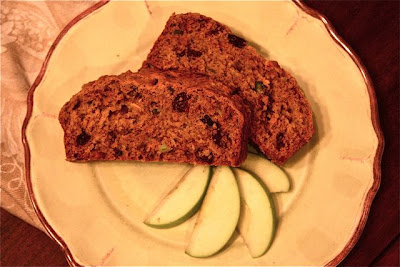 (Don't-Tell-Em-There's-Celery-in-It) Nut Bread