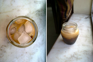 Easy Peasy Instant Iced Coffee