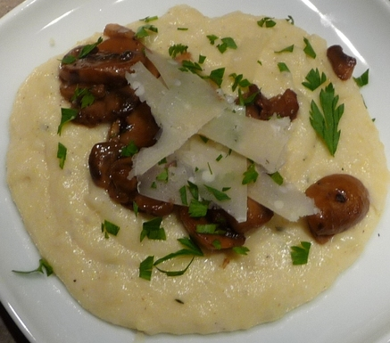 Polenta_with_mushrooms