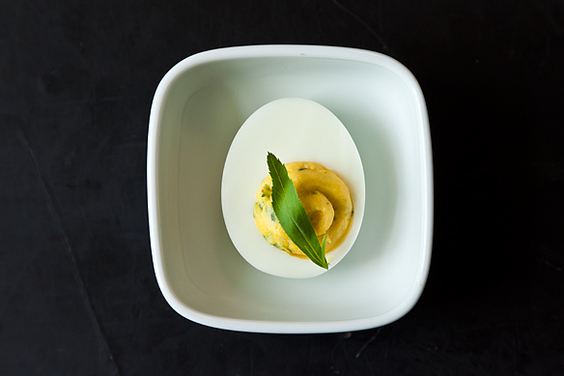Virgina Willis' Deviled Eggs