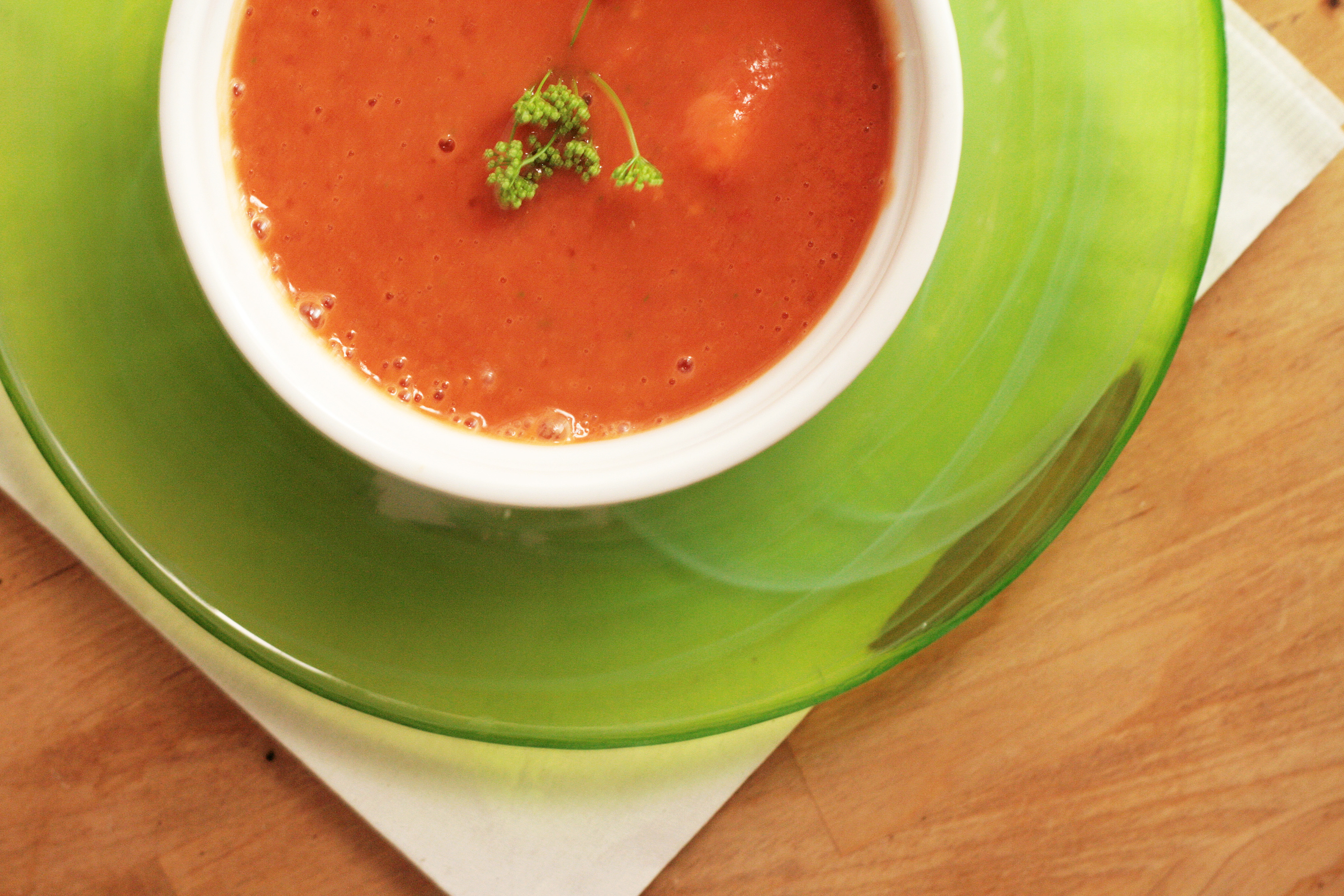 Caprese Soup