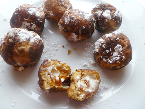 Easter Egg Aebleskiver