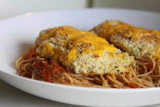 Baked Chicken Parm
