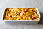 Al Forno&#x27;s Penne with Tomato, Cream &amp; Five Cheeses