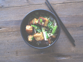 Tofu_with_white_soy_spring_alliums