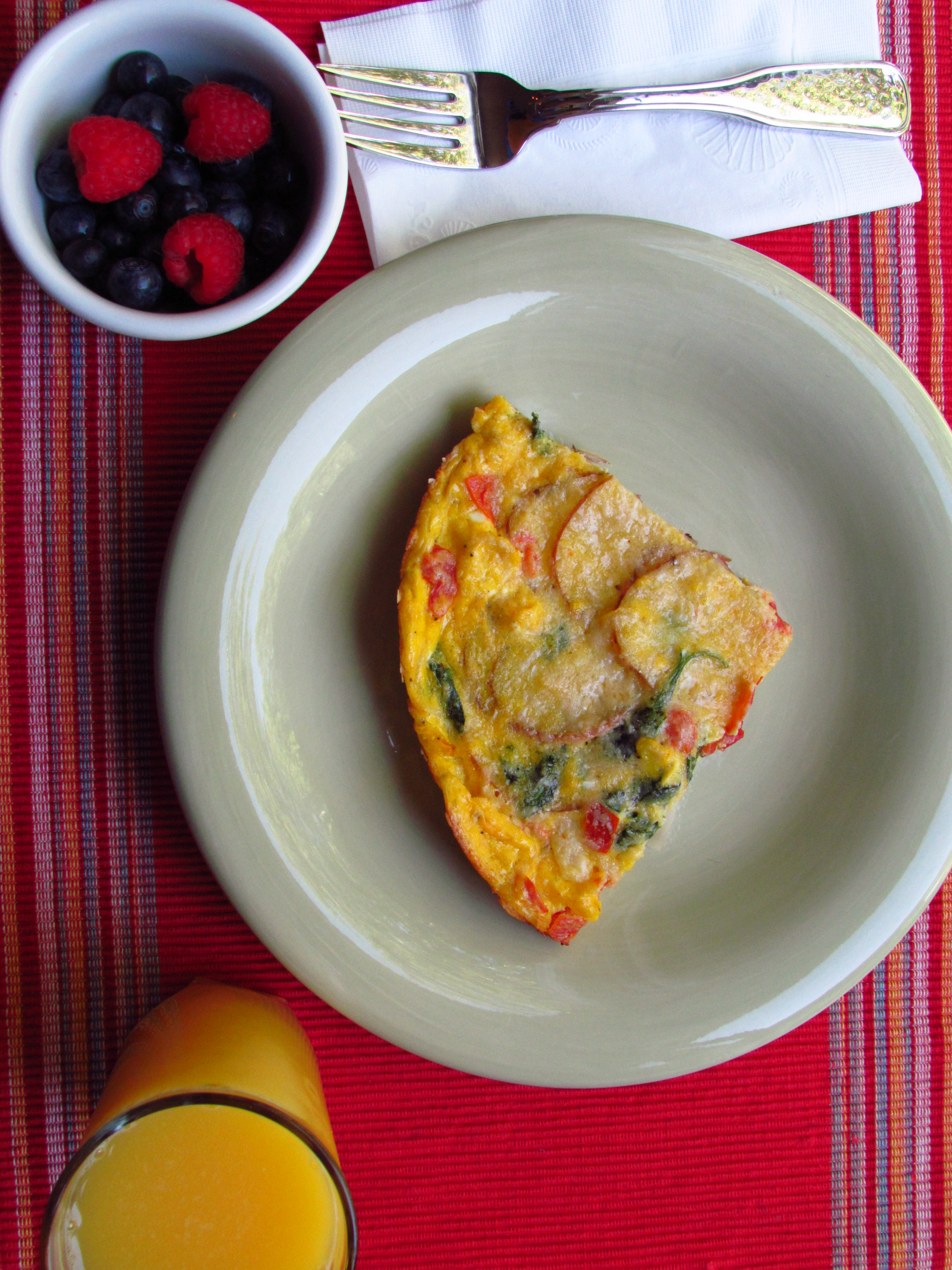 Farm Fresh Frittata