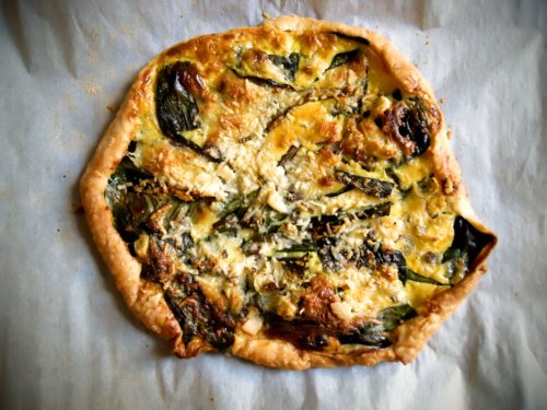 Rustic Ramp Tart