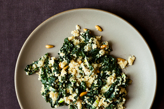 Vegetables - kale