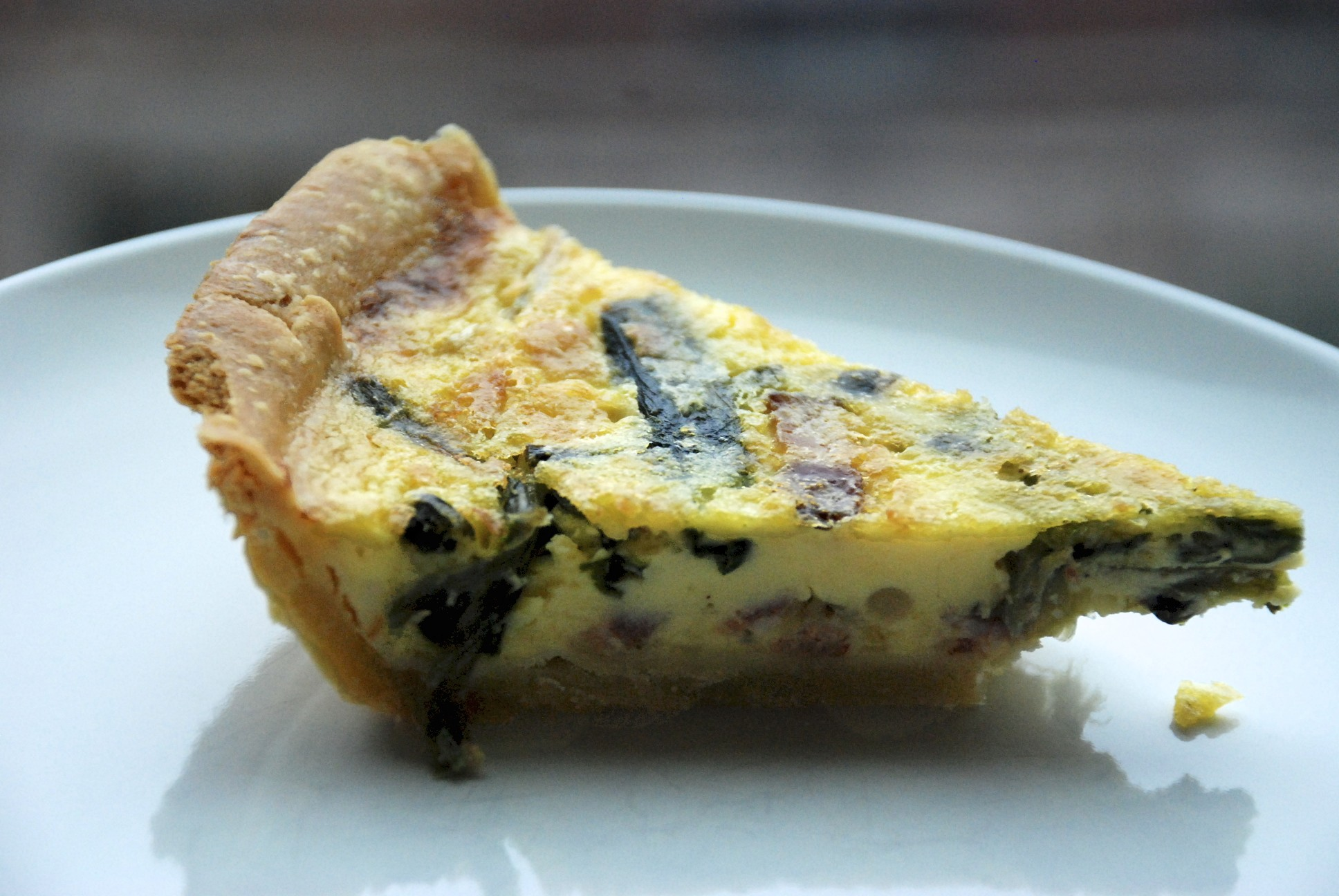 Spring Quiche 