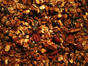 m&#x27;s perfect granola