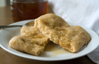 Whole Wheat Indian No-Fry Bread