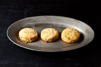 Buttermilk Ramp Biscuits