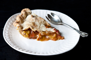 Anne Dimock&#x27;s Straight-Up Rhubarb Pie