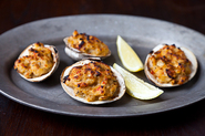 Rose&#x27;s Deviled Clams Casino