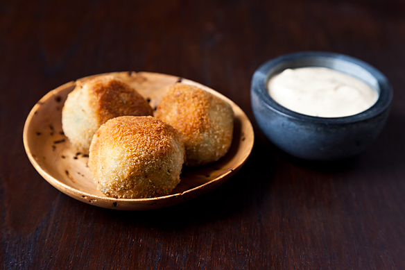 Pork Boudin Balls Recipe on Food52