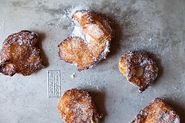 Hanukkah Zeppole