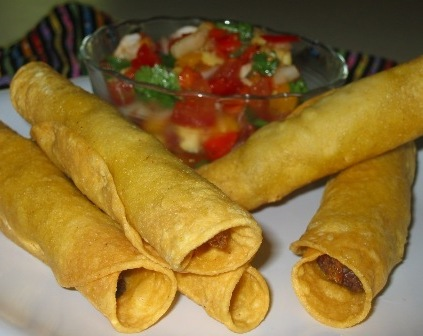 Beef Taquitos