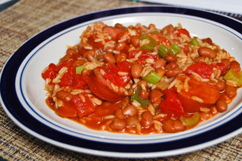 Red Beans &amp; Rice