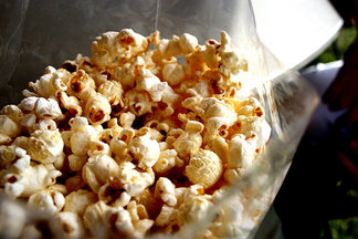 Salty Sweet Popcorn (for all seasons)