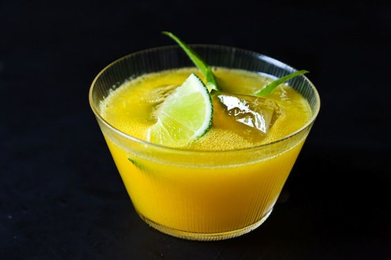 mango limeade
