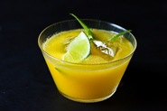Mango-Mint Limeade