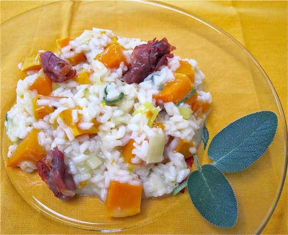 Best Butternut Squash Risotto