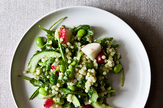 Radish Cous Cous