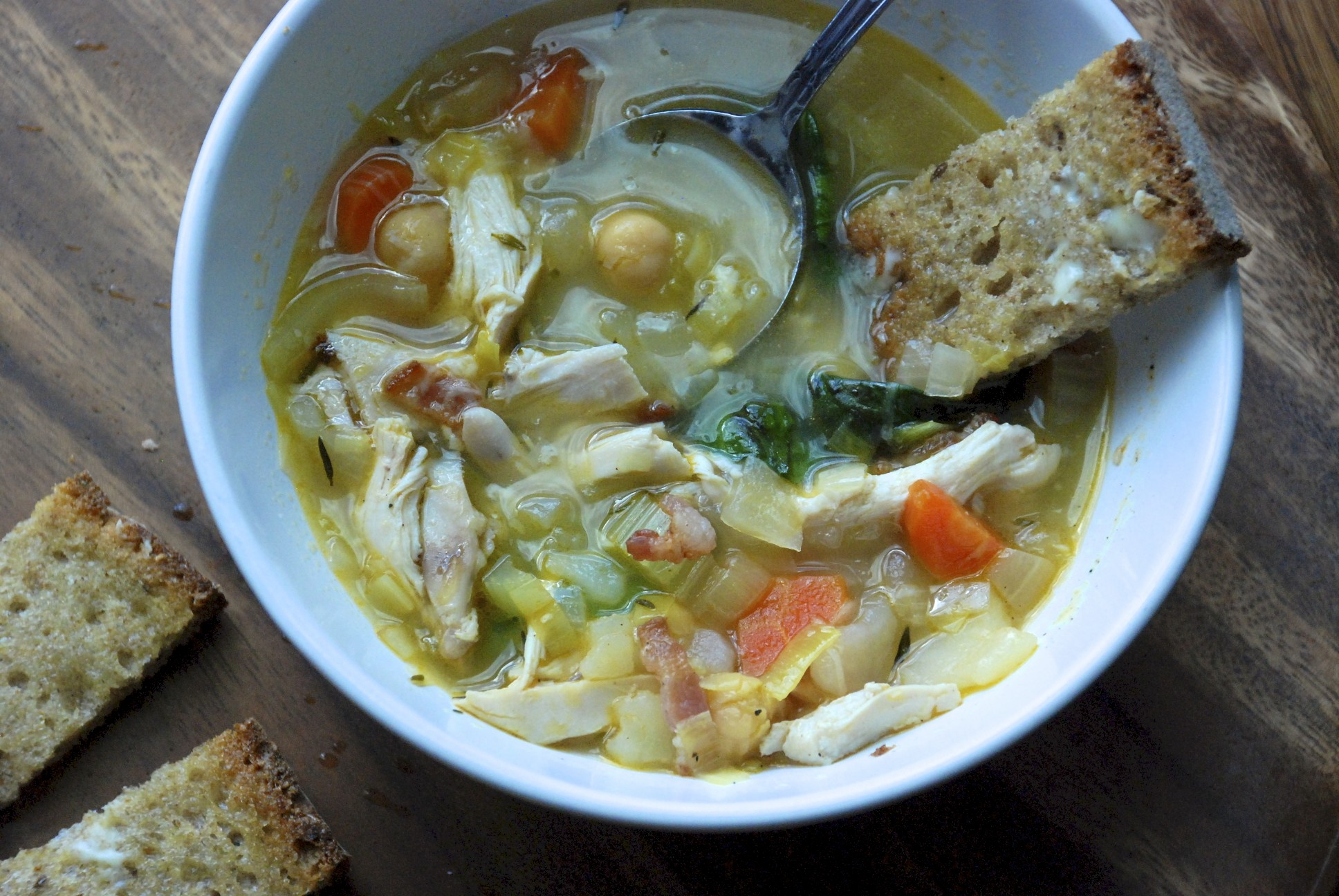 Doggy Bag Chicken Soup