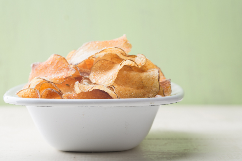 Homemade Potato Chips Recipe on Food52