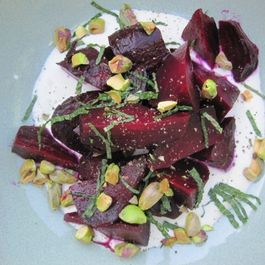 Beets-with-pistachios-and-mint