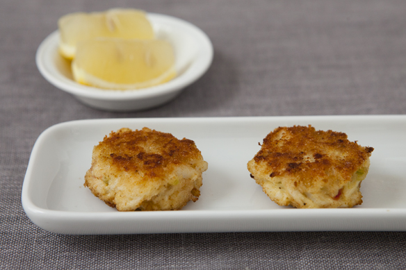 Brigit Binns&#x27; Crab Cakes