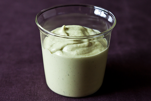 Avocado Lassi