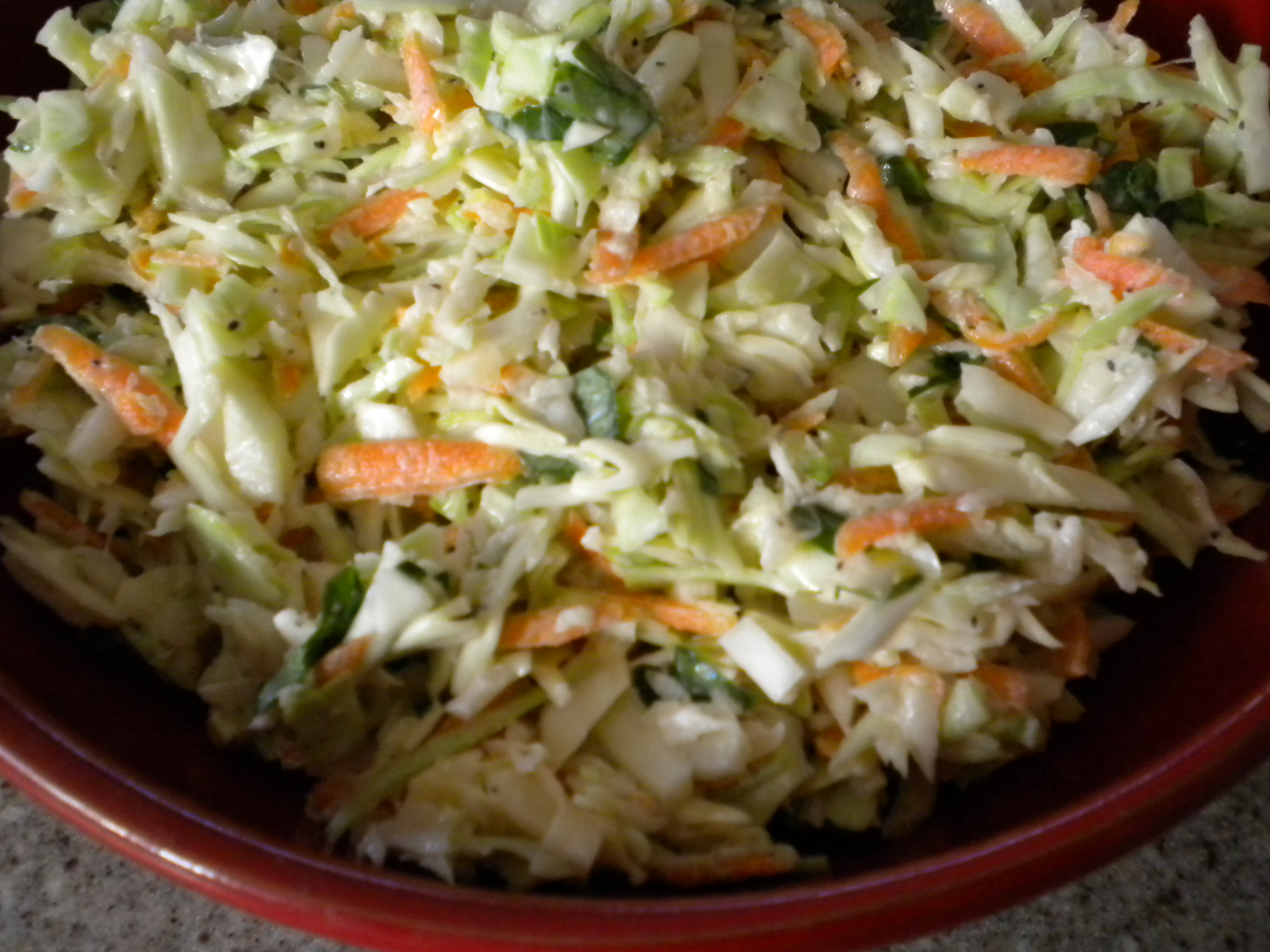 Easy Weeknight Slaw
