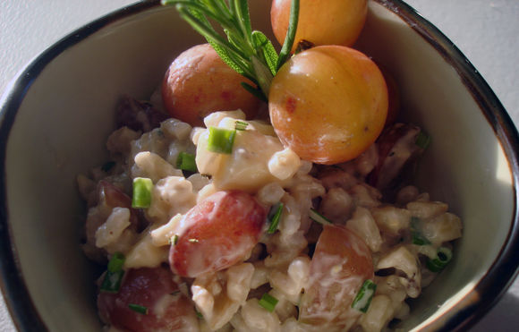 Barley-salad